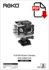82026 - 720P Action Camera SPTS01