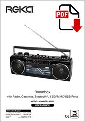 84221 - Boombox LT400BT