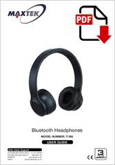 71382 - Wireless Headphones BH-650