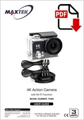 74269 - 4K Action Camera H-808