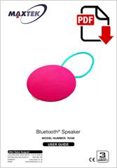 76538 - Bluetooth Speaker