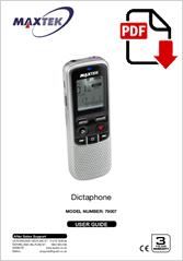 79007 - Dictaphone