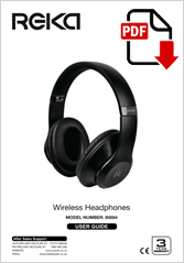 80884 - Wireless Headphones