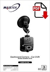 66704 - Dashboard Camera - Car DVR