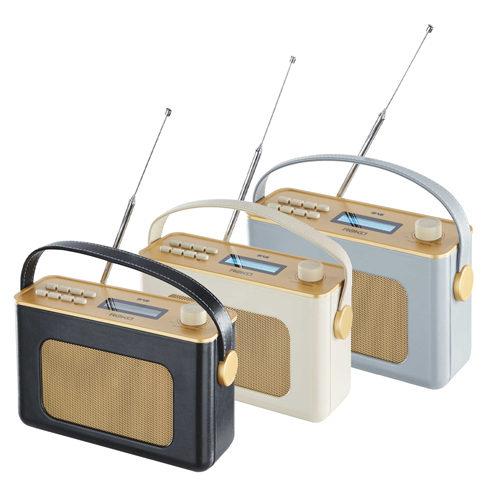 84500 DAB & FM Radio With Bluetooth