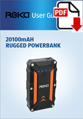 20899 - Rugged Powerbank