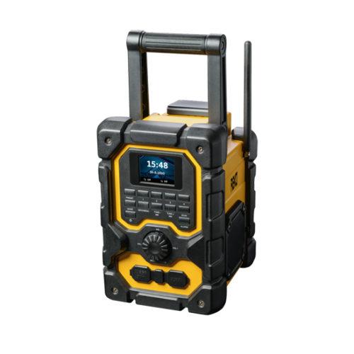 706851 Rugged DAB & FM Radio with Bluetooth