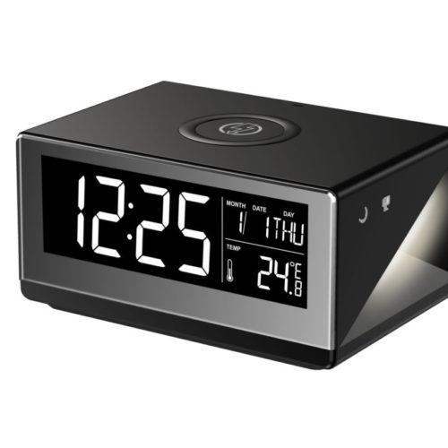 708558 Wireless Charging Alarm Clock