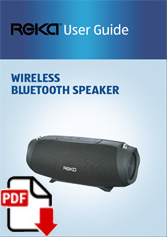 708642 - Portable Bluetooth Speaker
